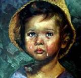 ruyada aglayan cocuk gormek Ağlayan Çocuk
